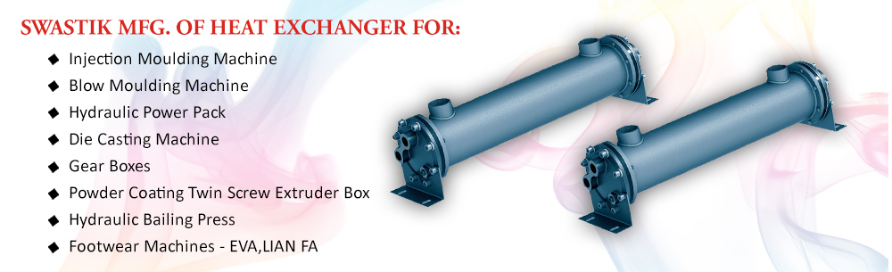 Water cooled Oil Coolers in Delhi